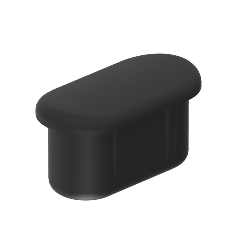 Oval head 30x15