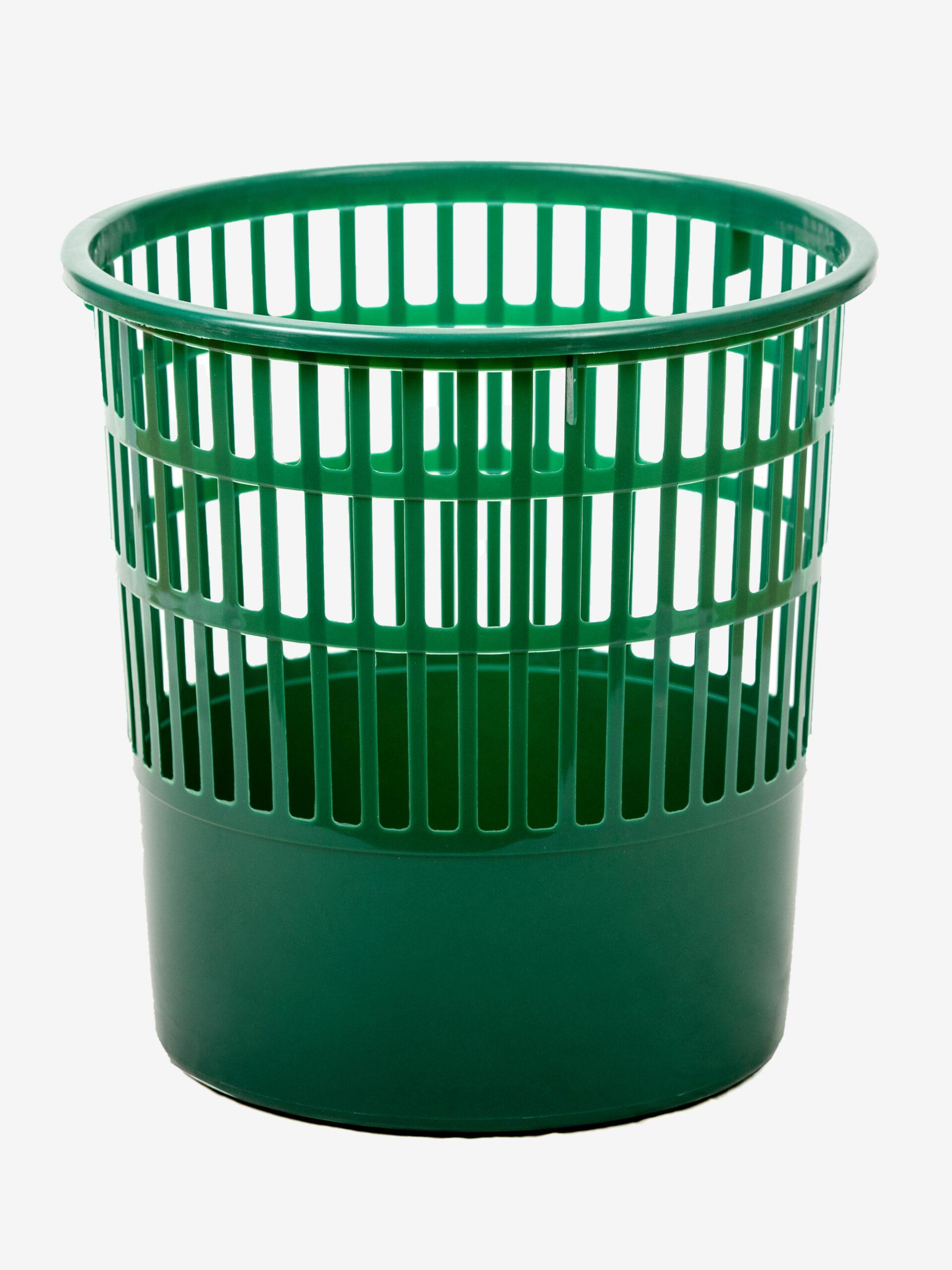 Mesh bin green