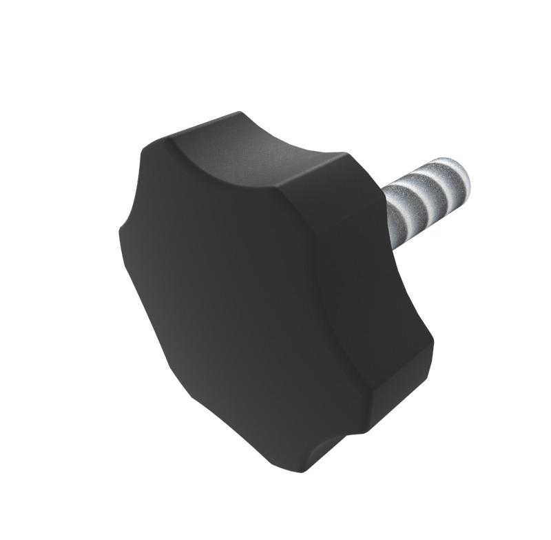 Small knob