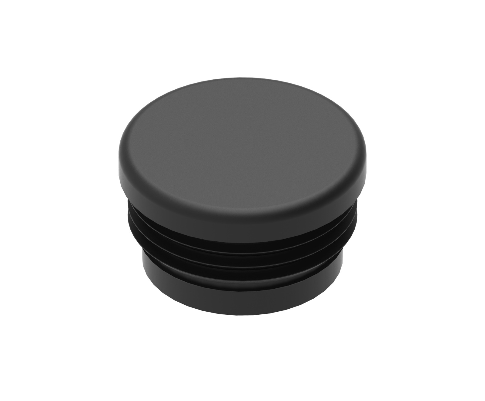 Round cap Ø40
