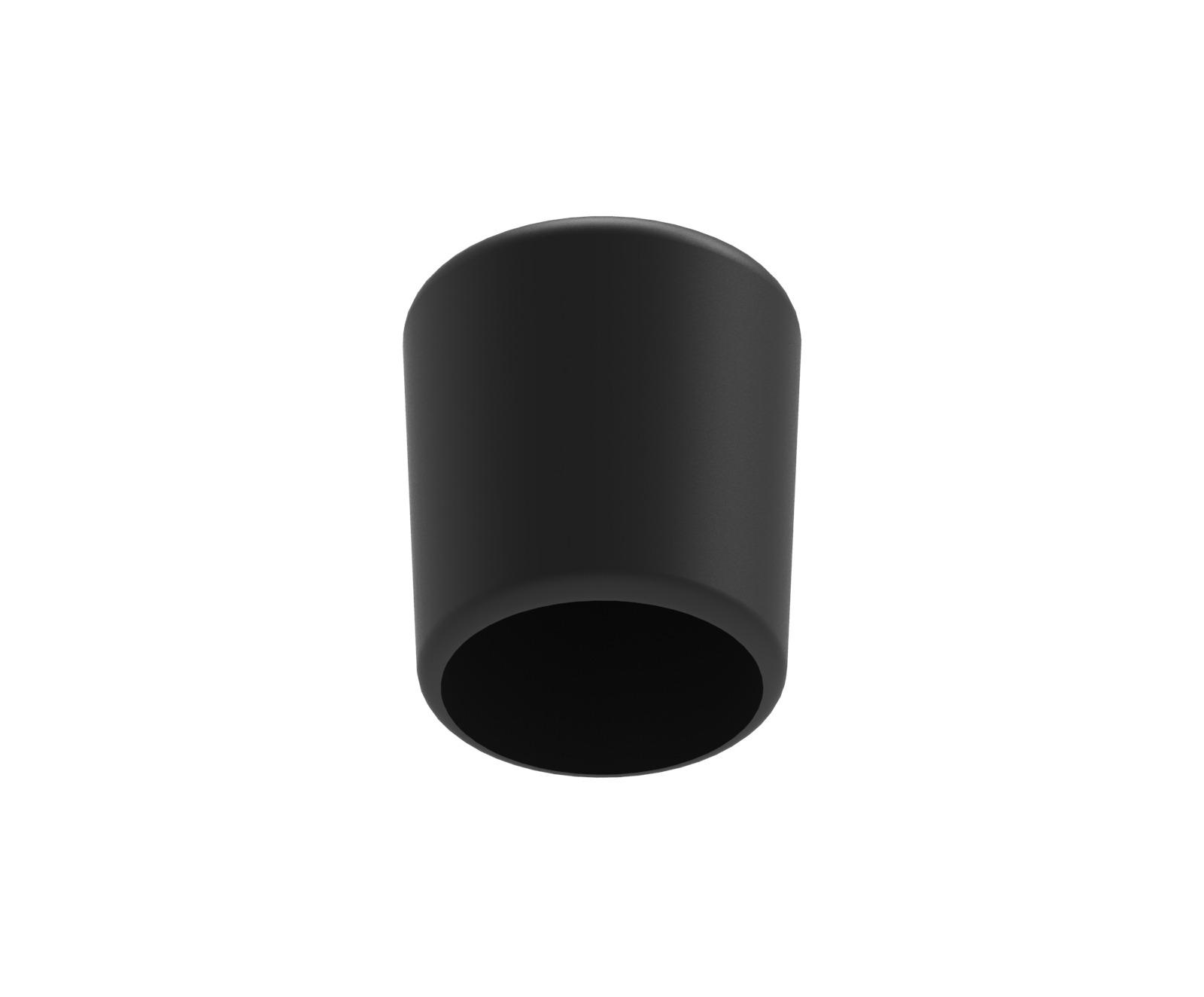 External round cap